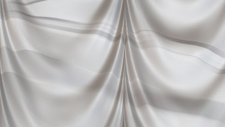 Abstract Light Grey Drapes Texture