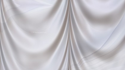 Abstract Light Grey Drapery Texture Background