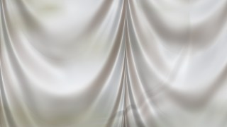 Abstract Light Grey Silk Drapery Background