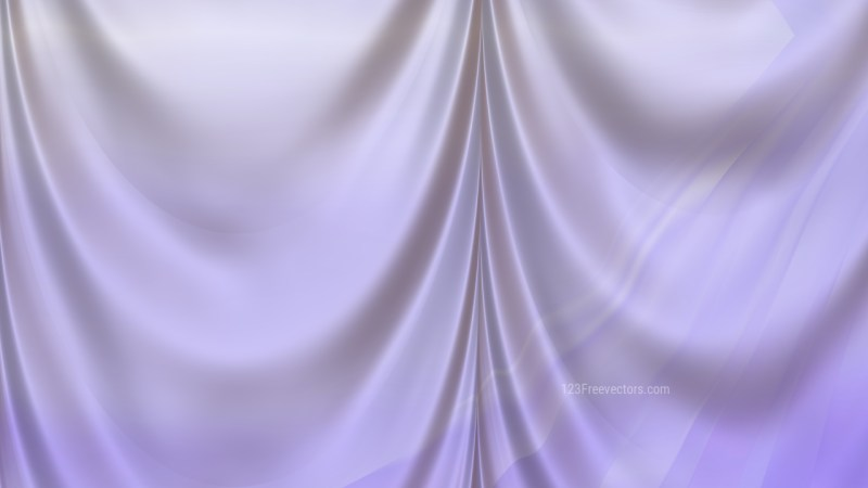 Abstract Light Purple Drapes Texture Background