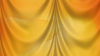 Abstract Orange Drapes Texture Background