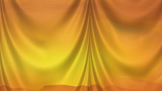 Abstract Orange Curtain Texture
