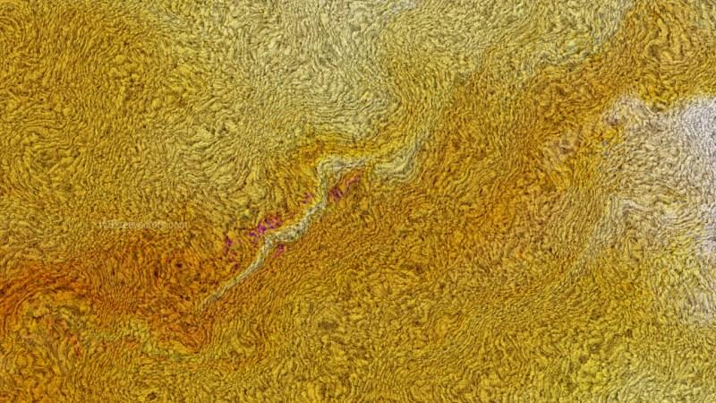 Orange Plush Texture Background