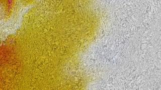 Orange and Grey Plush Texture