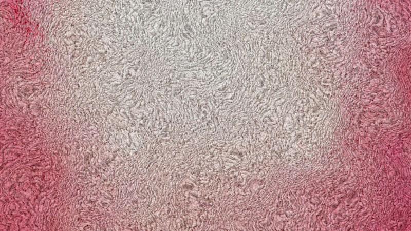 Pink and Grey Fleece Texture Background