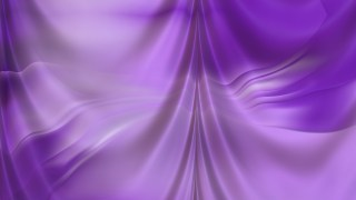 Abstract Purple Silk Drapes