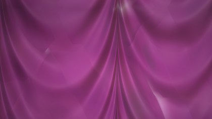 Abstract Purple Satin Drapery Background