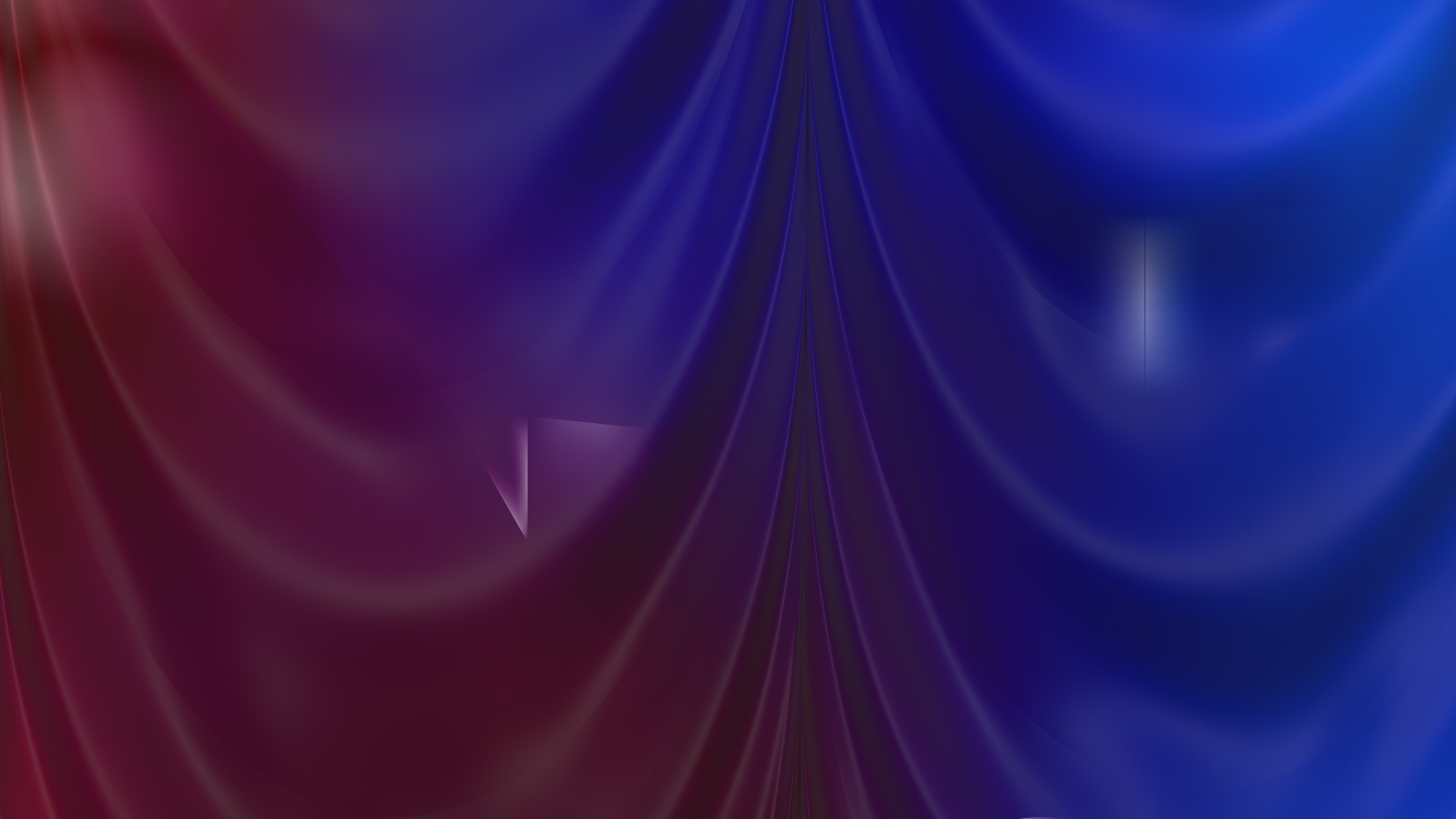 Abstract Red and Blue Curtain Texture Background