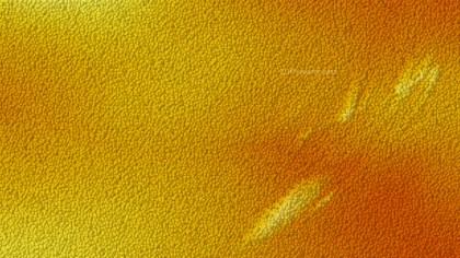 Orange Leather Background Texture