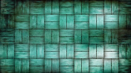 Black and Turquoise Basket Twill Texture Background