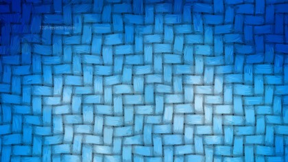 Blue Basket Texture