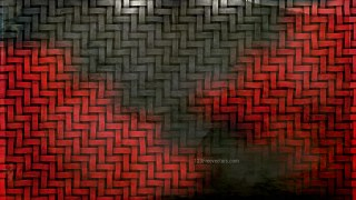 Cool Red Woven Bamboo Texture Background