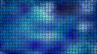 Dark Blue Wicker Twill Weave Background