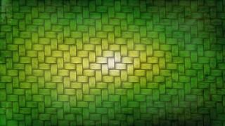 Dark Green Woven Basket Texture