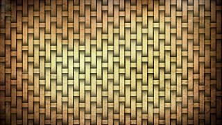 Dark Orange Bamboo Background Image