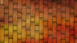 Dark Orange Basket Texture
