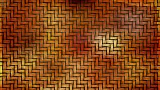 Dark Orange Basket Texture Background