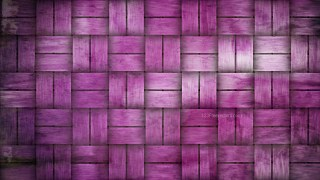 Dark Purple Weave Rattan Texture Background