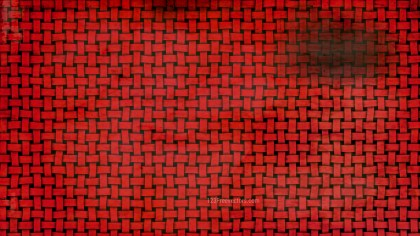 Dark Red Basket Texture