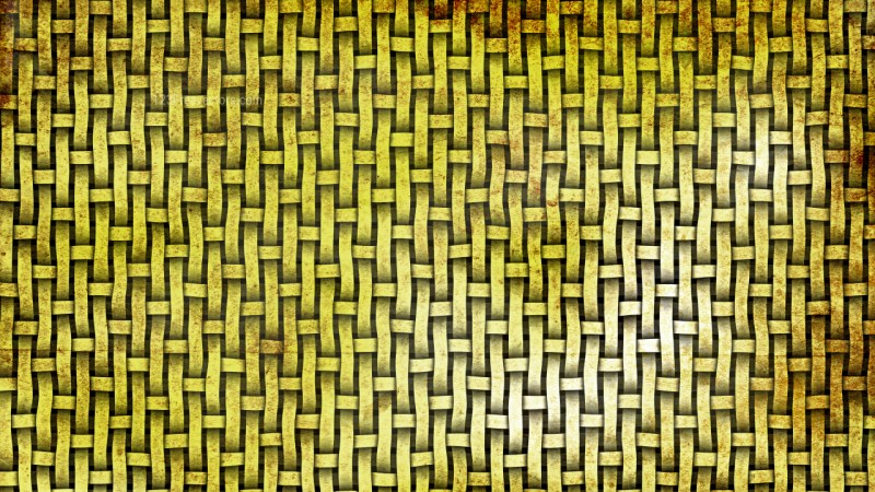 Gold Weave Texture