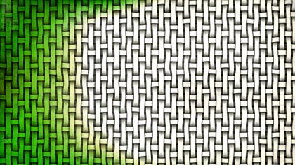 Green and White Bamboo Background Image