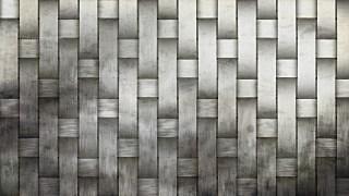 Grey Basket Weave Texture
