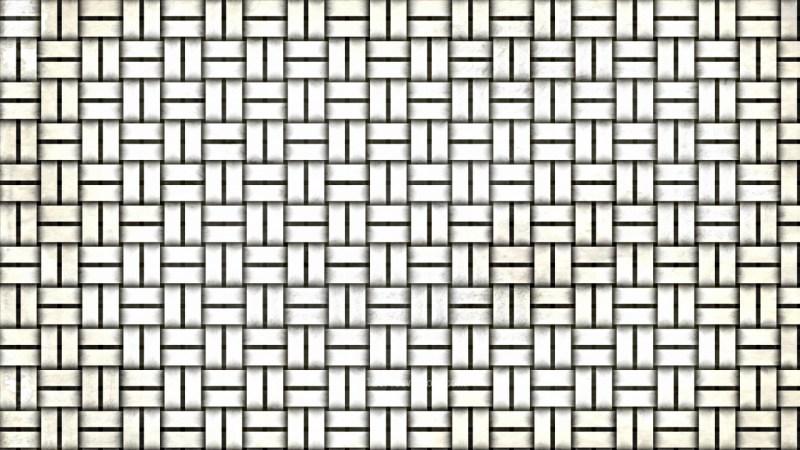 Grey Weave Background