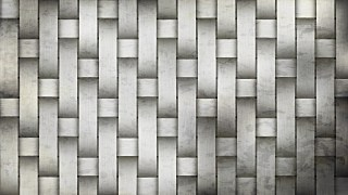 Grey Weave Rattan Texture Background