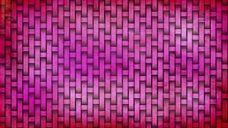 Hot Pink Basket Texture Background