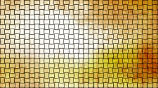 Orange and White Woven Bamboo Background