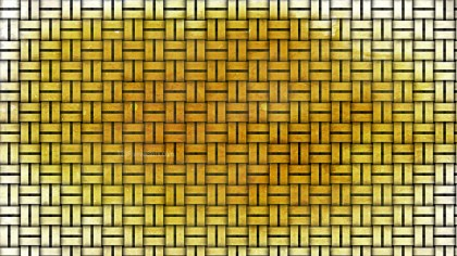 Orange and White Wicker Twill Weave Background Texture