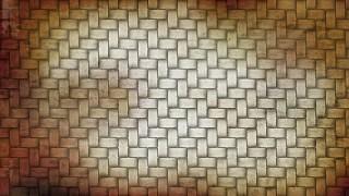 Orange and White Basket Texture Background