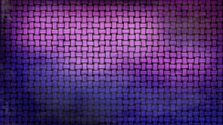 Pink and Blue Rattan Background