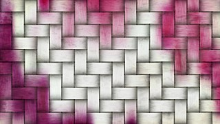 Pink and White Bamboo Background Image