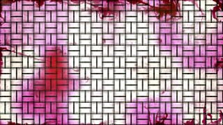 Pink and White Weave Texture Background