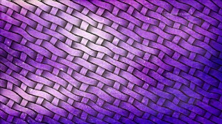 Purple and White Basket Weave Background