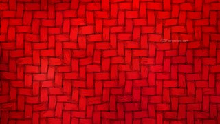 Red Basket Texture