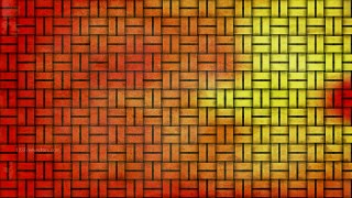 Red and Gold Weave Texture