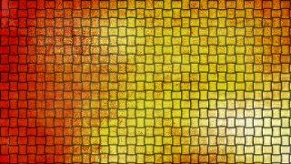 Red and Gold Weave Texture Background
