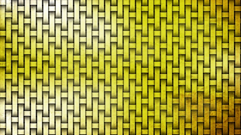 White and Gold Weave Background