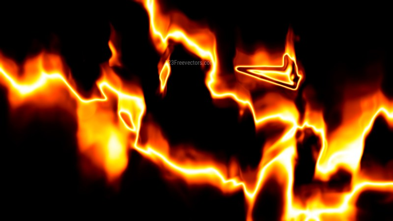 Cool Fire Background