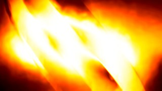 Fire Black Background Image