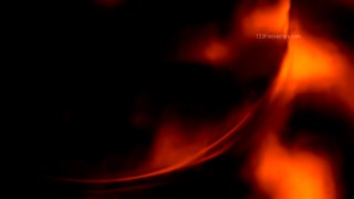 Red Fire Background