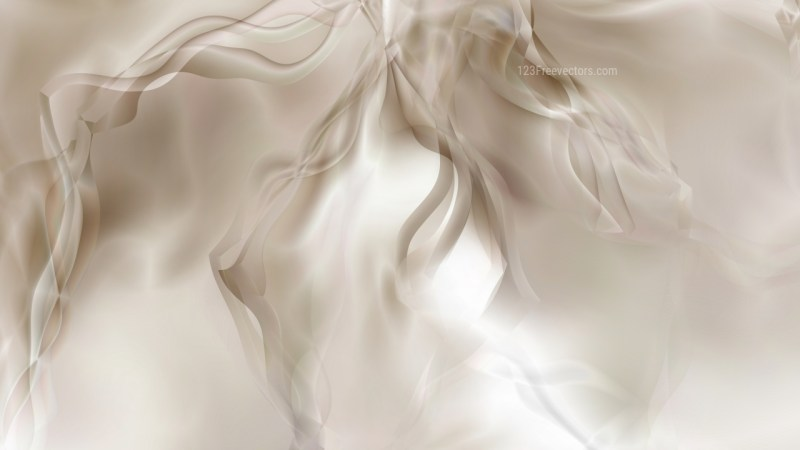 Light Brown Abstract Smoke Texture Background