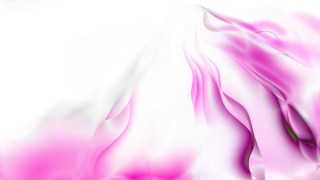 Abstract Pink and White Smoke Texture Background