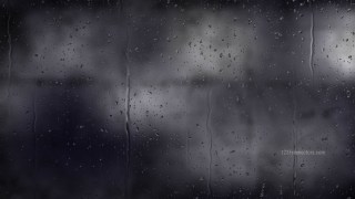 Black and Grey Water Drop Background Image