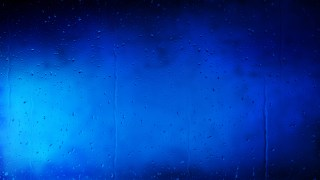 Cool Blue Water Drops Background Texture