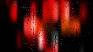 Cool Red Water Drop Background Image