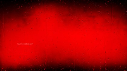 Cool Red Water Background