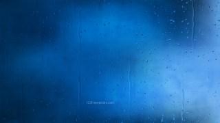 Dark Blue Water Drop Background